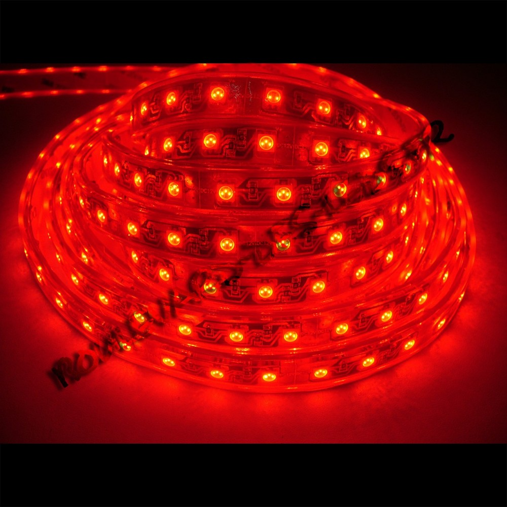 Led Rouge Bandeau Led Rouge Ip68 5050