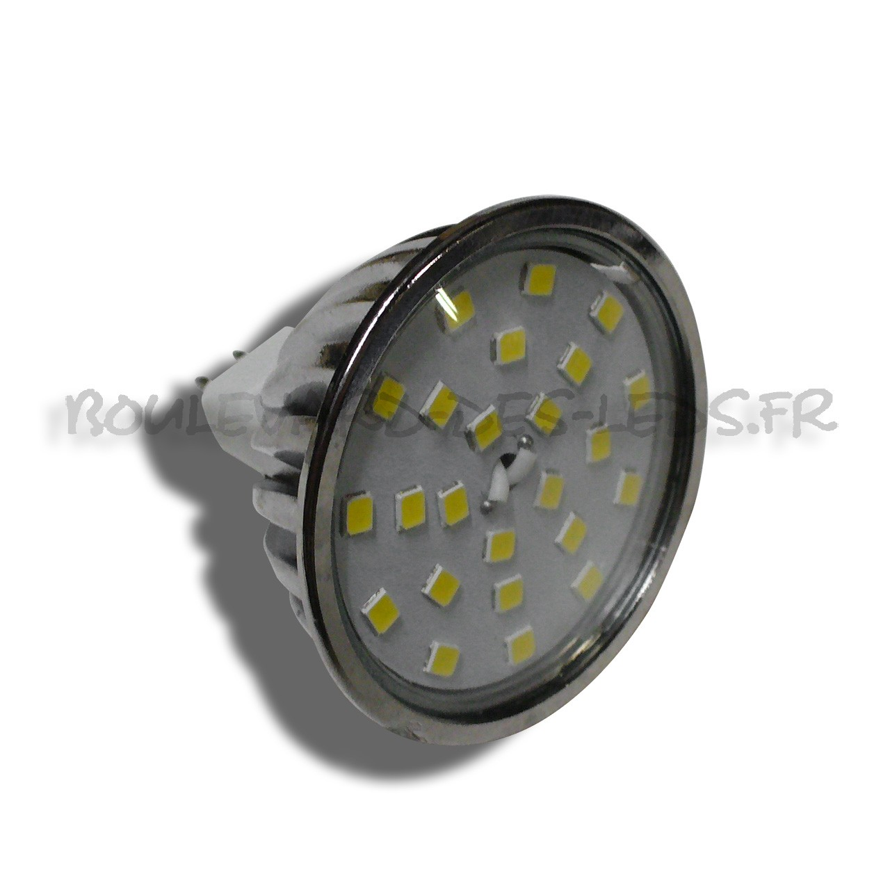 Eclairage Led 24 Volts Ampoule 24 Led 2835 Mr16