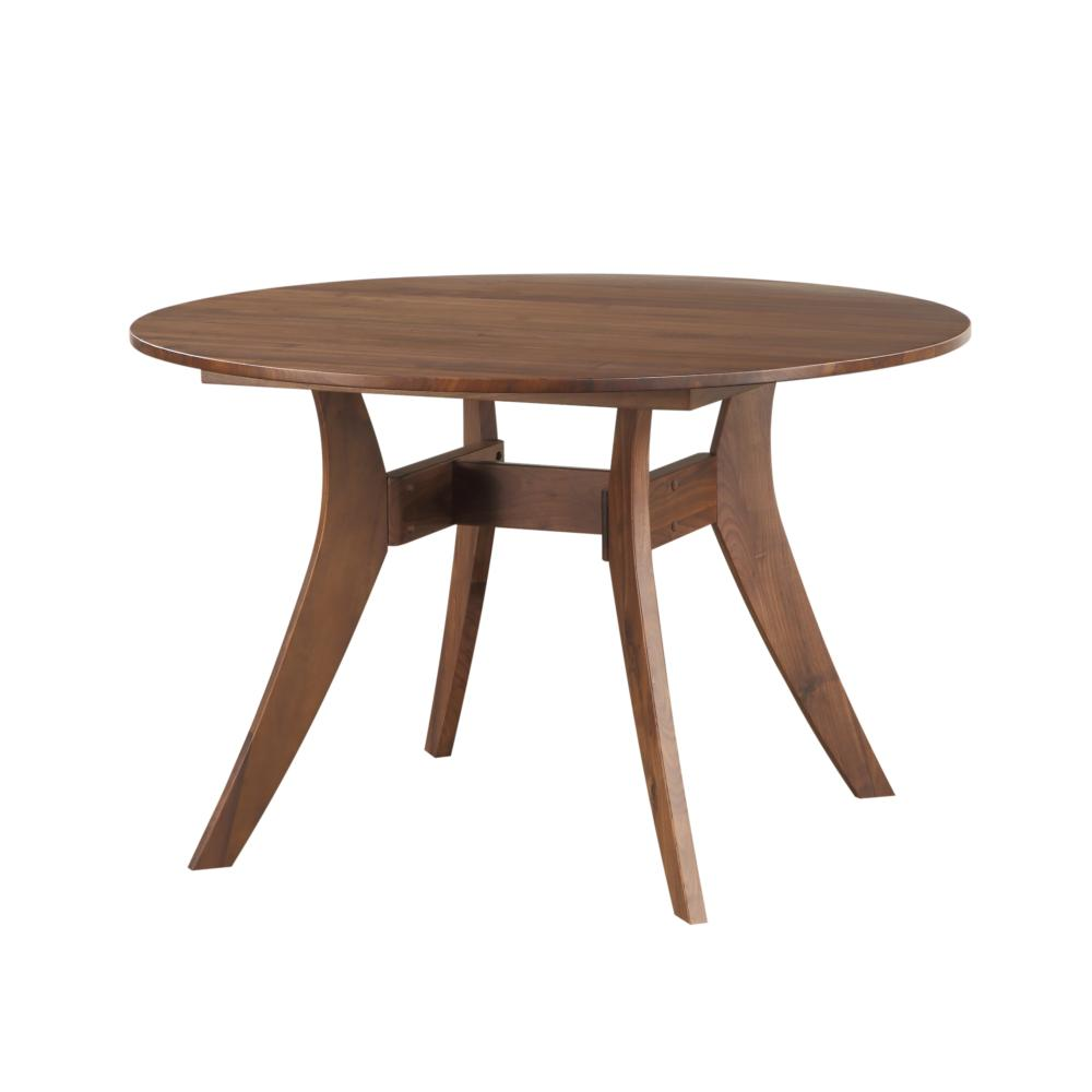 Florence Round Florence Round Dining Table Walnut