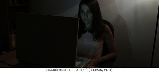 La gurú -  SraRocknRoll (fotograma)