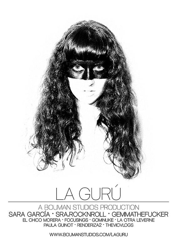 La gurú (poster teaser)