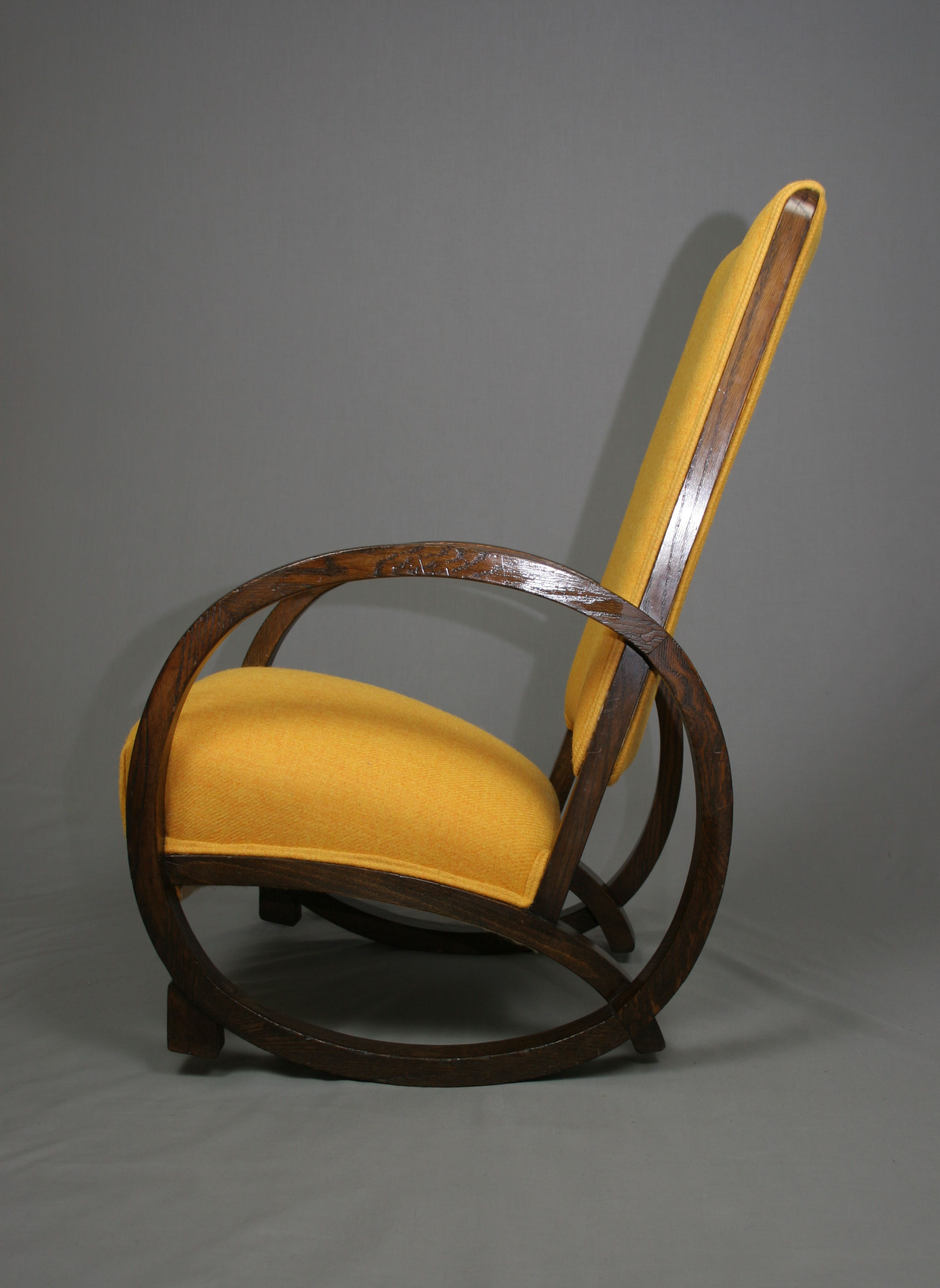 Rocking Chair Soldes Art Deco Rocking Chair Sold Antique Chairs