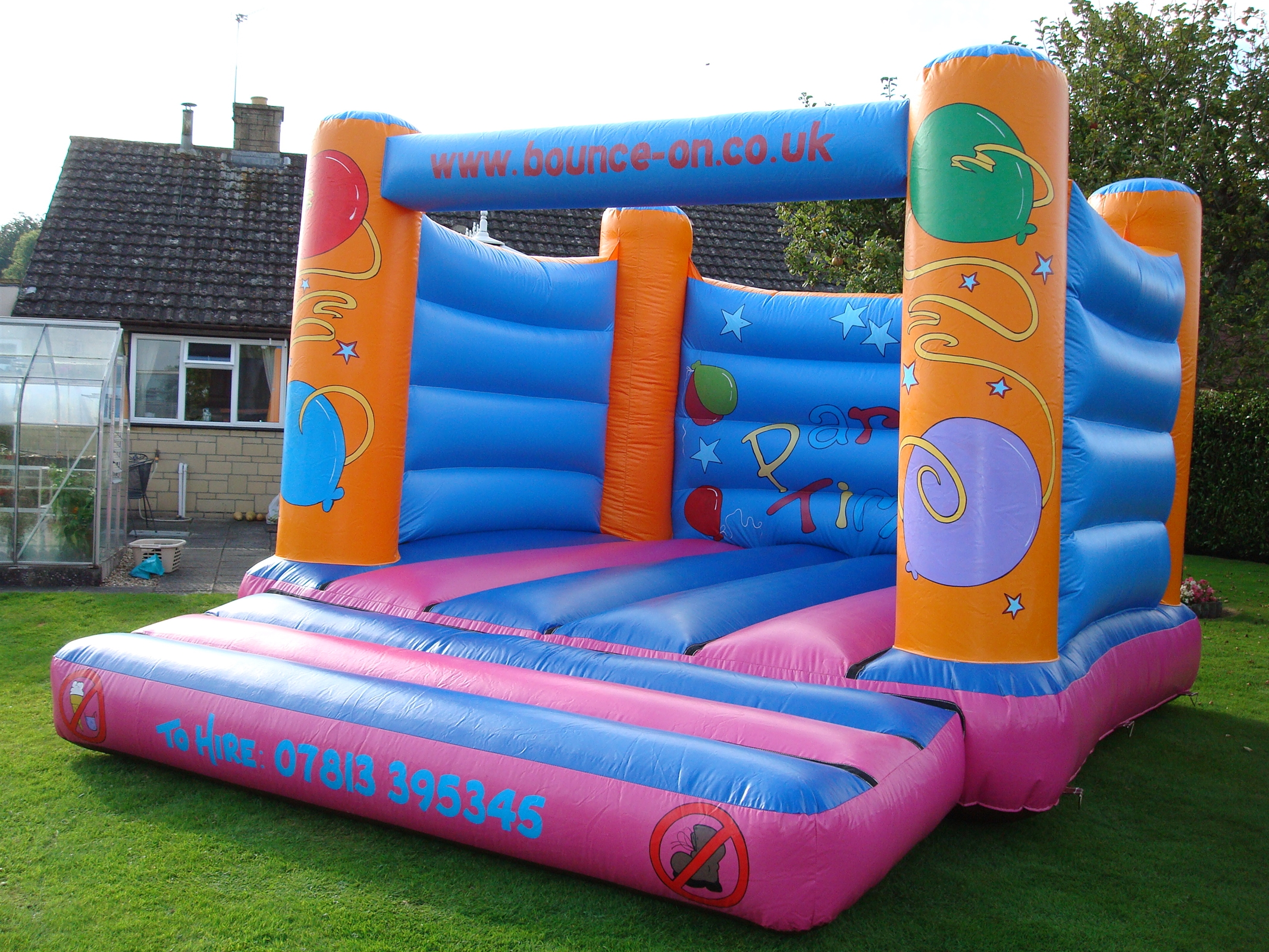 Party Time Adult Bouncy Castle Bouncy Castle Hire In