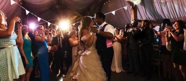South Farm Wedding First Dance