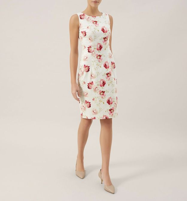 Tea Rose Dress - Hobbs