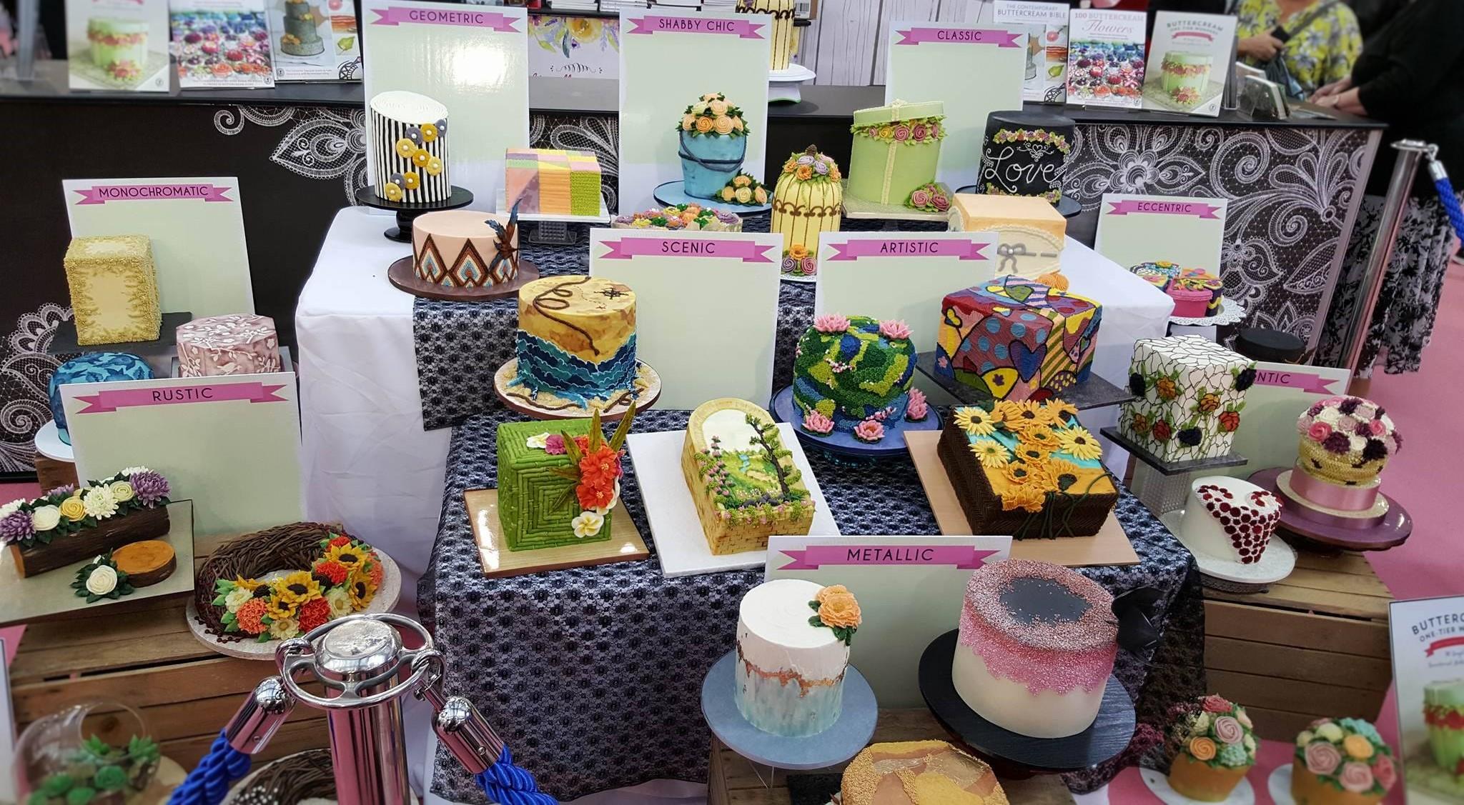 Wedding Cake Inspiration - Cake Styles