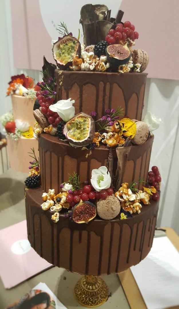 Wedding Cake Inspiration - Popcorn
