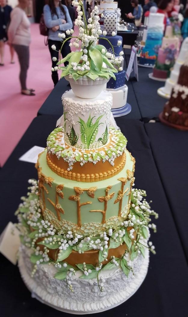 Wedding Cake Inspiration - Snowdrops