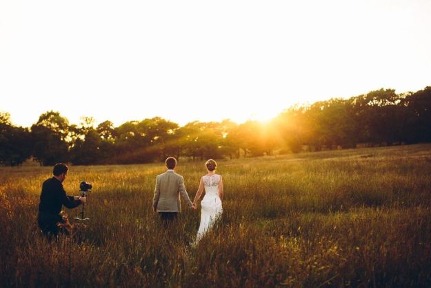 Wedding Videographer - Field