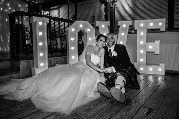 Love Story: Christine and Tarryn amazing wedding day