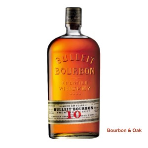 Bulleit 10 Our Rating: 92%
