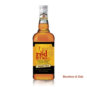 Jim Beam Red Stag Honey Tea Our Rating: 72%
