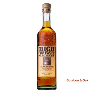 High West Campfire Whiskey Our Rating: 93%