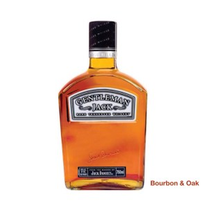 Jack Daniel's Gentleman Jack Our Rating: 75%