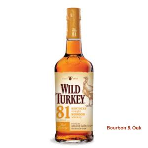 Wild Turkey 81 Our Rating: 85%