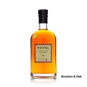 Koval Single Barrel Rye Whiskey