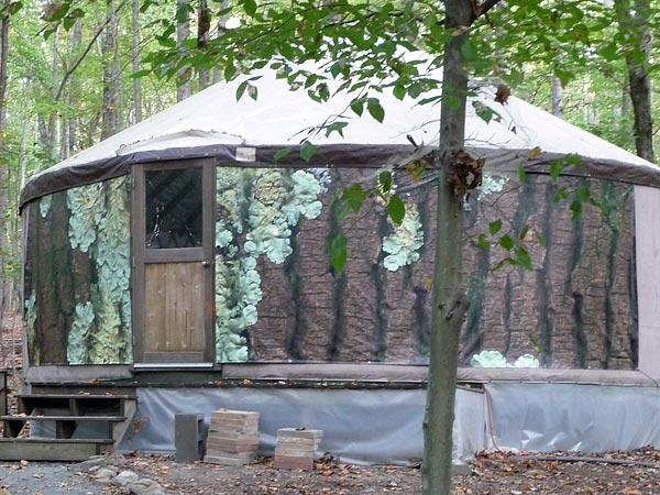 Yurt Banners