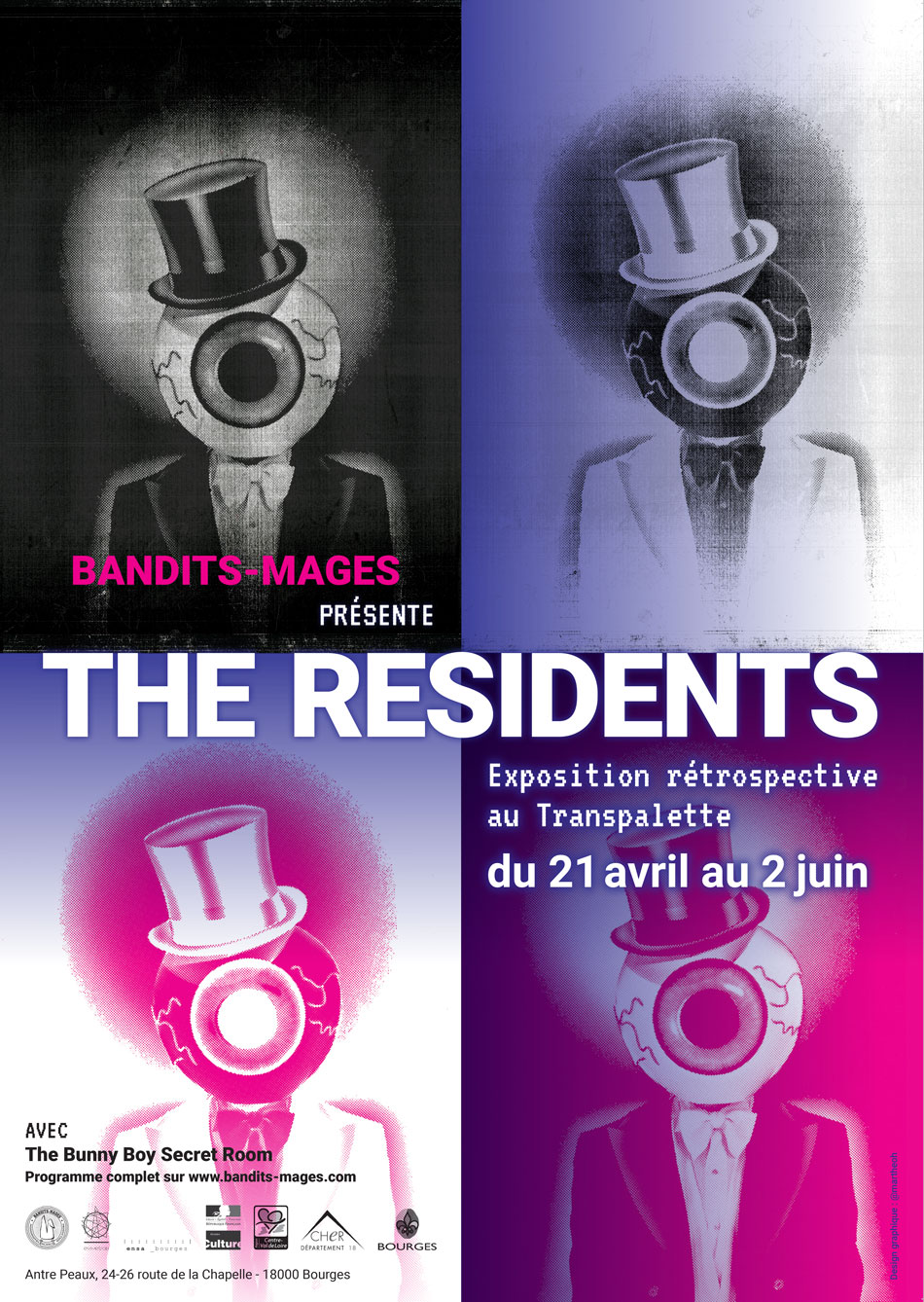 La Chambre Secrete Film The Residents Exposition RÉtrospective Avec The Bunny Boy Secret