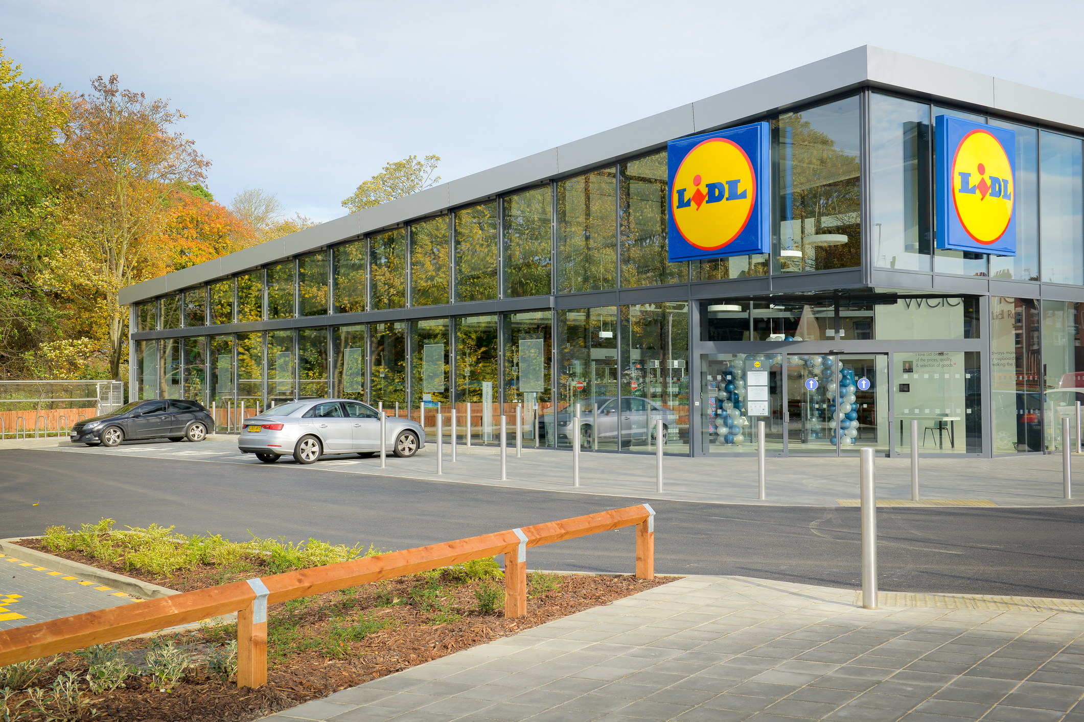 Lidl Compra Online First Look At New Lidl As Supermarket Gets Go Ahead Bournemouth Echo