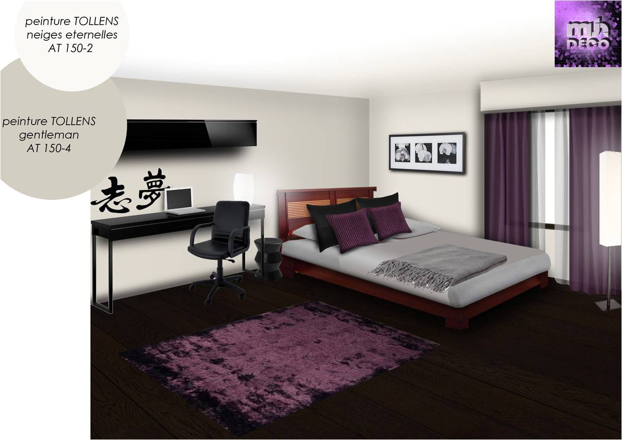 Photo Decoration Chambre Deco Chambre Interieur