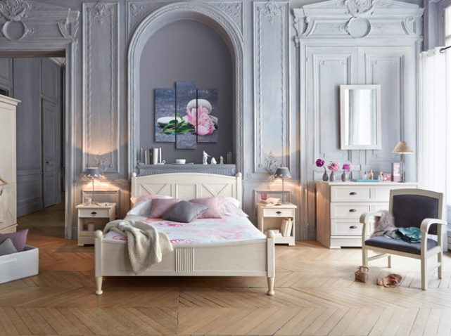 Creation De Decoration Decoration Chambre Style Boudoir