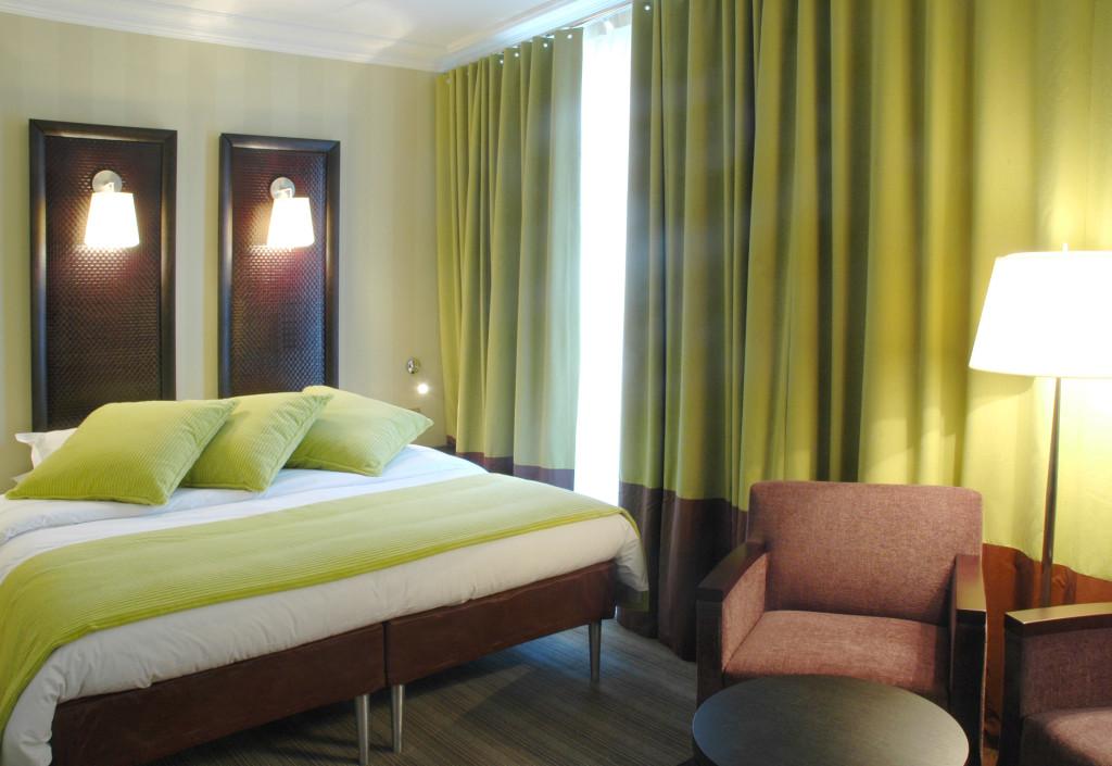 Chambre Moderne Verte | Peinture Chambre Adulte Moderne: Le Guide ...