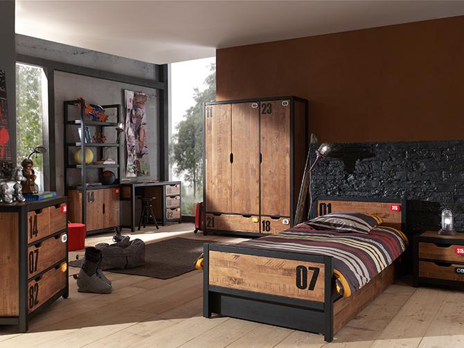 Bureau Enfant Garcon | Bedroom Paint Color Trends 2018: Ideas And ...