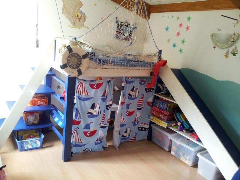 Chambre Enfant 4 Ans