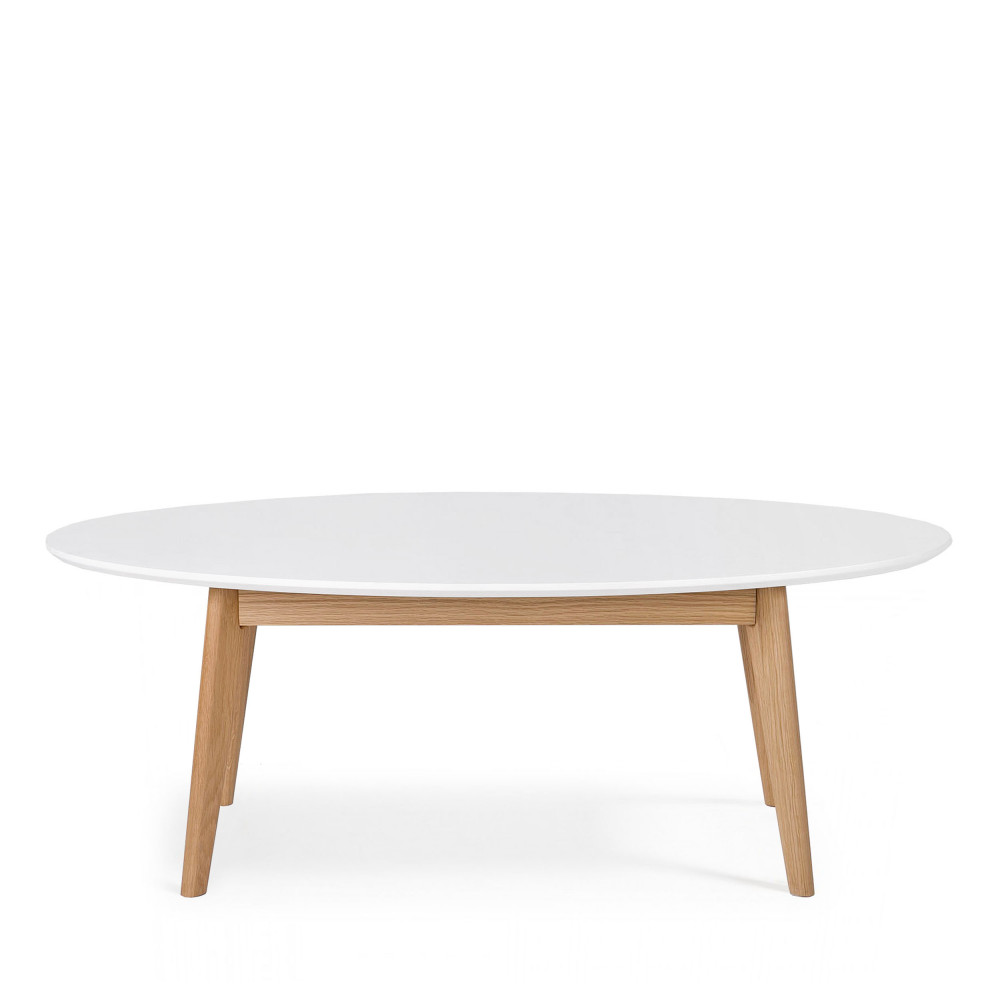 Pied De Table Basse Scandinave Table Basse Scandinave Pieds Blanc Boutique Gain De Place Fr