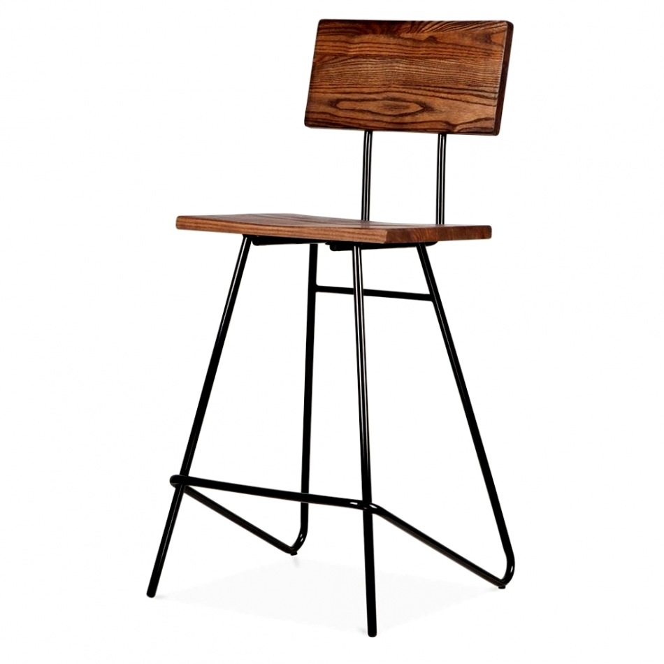 Tabouret De Bar Assise 65 Tabouret Cuisine Assise 65 Cm Boutique Gain De Place Fr