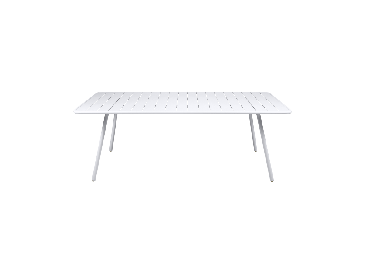 Table Exterieur Demontable Table Luxembourg 207 X 100 Cm Fermob