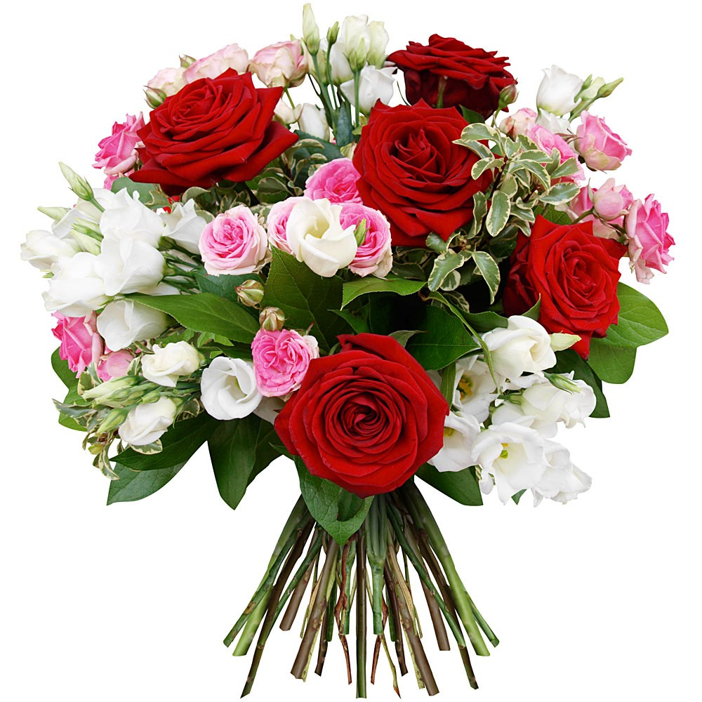 Image De Rose Bouquet Of Roses Romantica