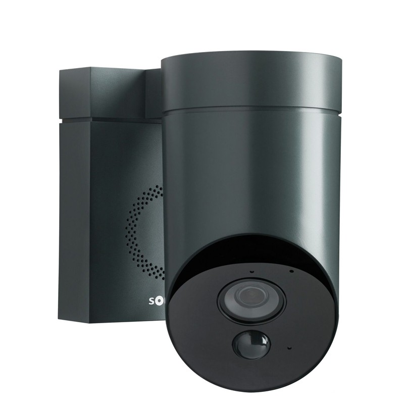 Camera Exterieur Somfy Somfy Outdoor Camera - Grise | La Boutique Somfy