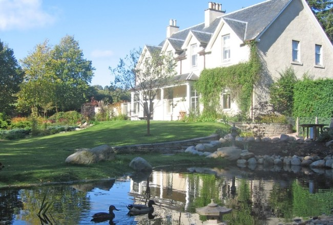 The Dulaig Boutique B&B, Grantown on Spey, Moray, Scottish Highlands