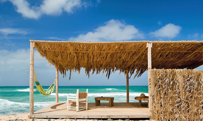 Cape Verdean Paradise at Spinguera Ecolodge