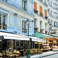 Favourite Streets of Paris: rue Montorgueil