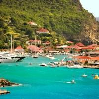 Exploring the Caribbean's Leeward Islands on a super yacht charter