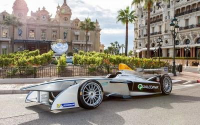 Formula E Grand Prix Launches in Monaco