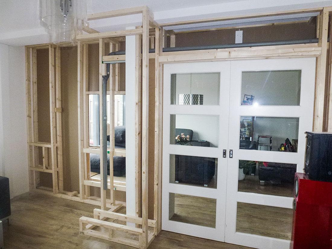 Hoge Kasten Woonkamer : Hoge kastenwand woonkamer woonkamer inrichten met