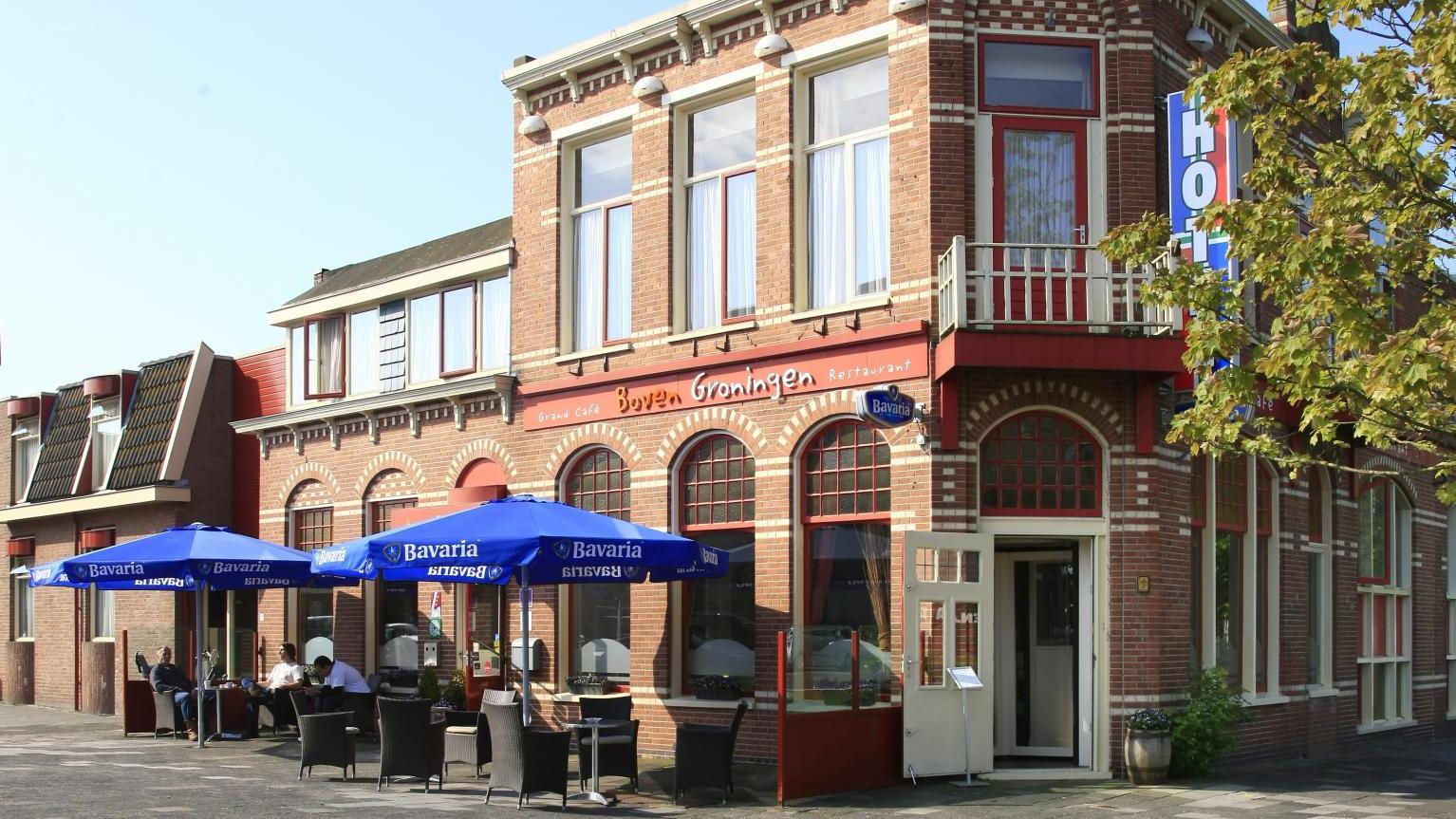 Groningen Hotel Hotel Boven Groningen Delfzijl Centrally Located Hotel On The