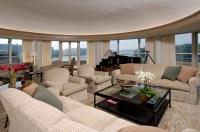 Award Winning Living Room Designs. Boston Red And Cream ...
