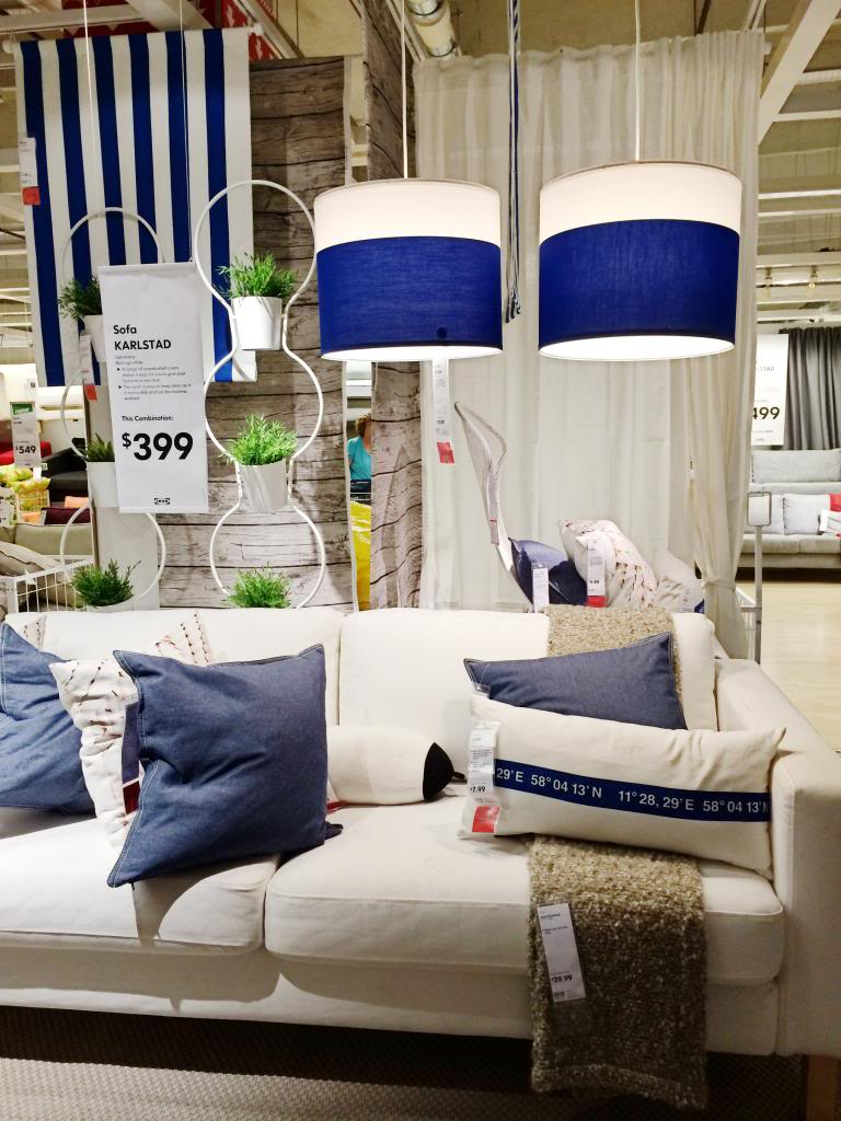 Ikea Sofa Round Rock Let S Shop At Ikea Together Bower Power