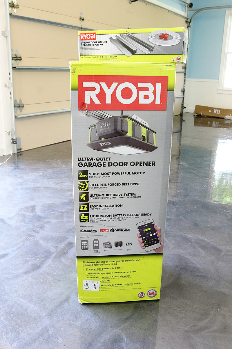 Ryobi Garage Door Fan The Most Helpful Garage Door Opener Ever Bower Power