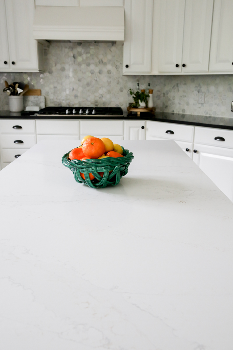 What Is Quartz Countertops All About Our New Quartz Countertops Bower Power