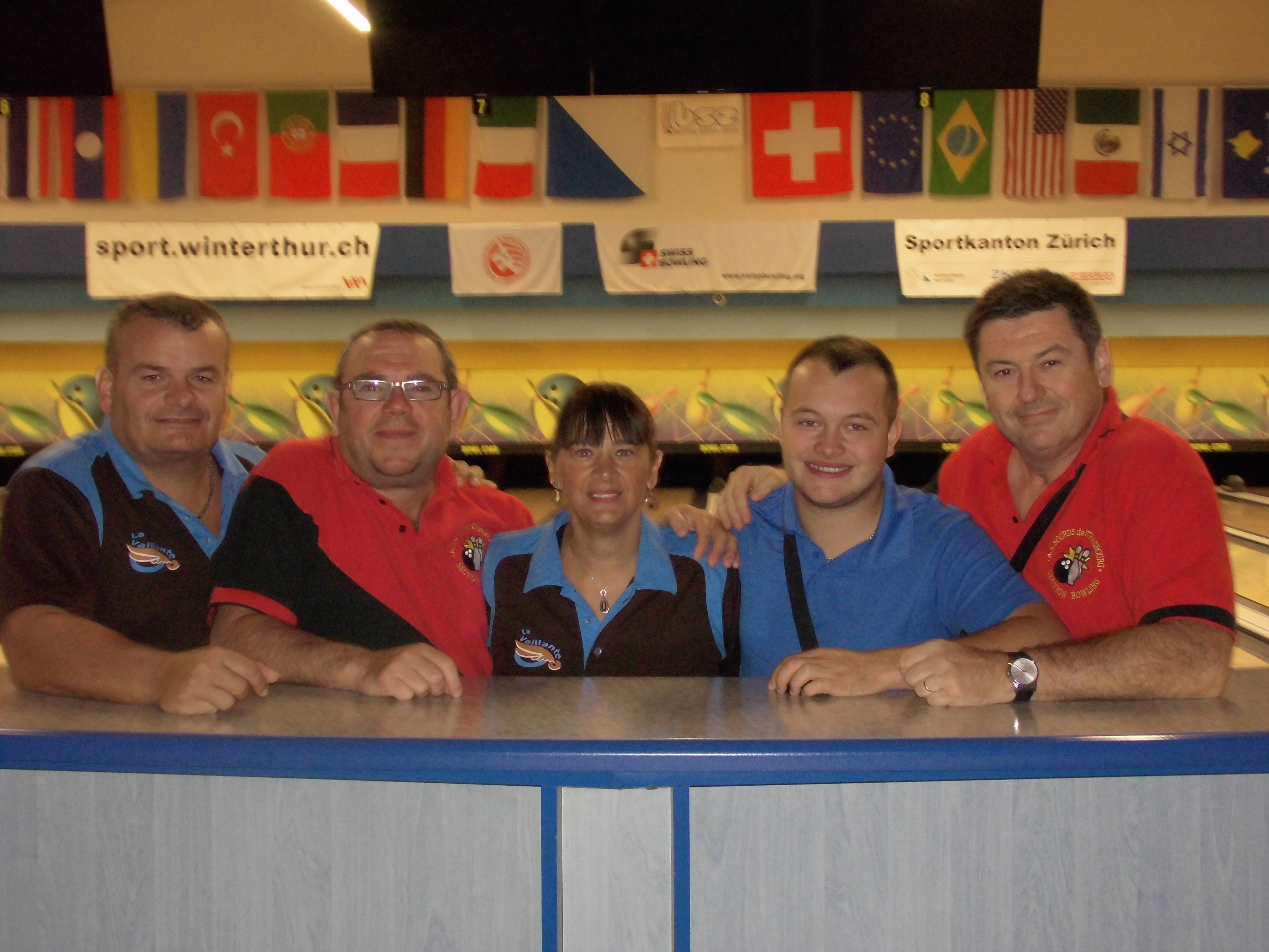 Bowling Salon De Provence Tournoi Europeen Suisse Bowling Sourds De France