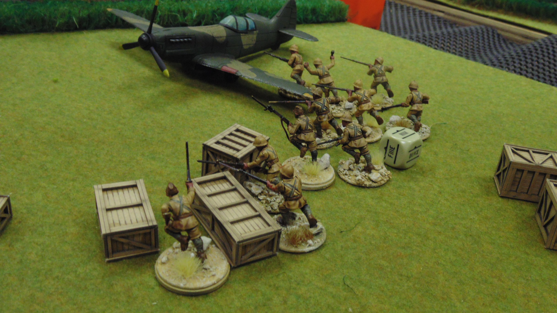 Crossbow Vs Roundup Battle Report: British Vs Japanese Round Two – Ontabletop