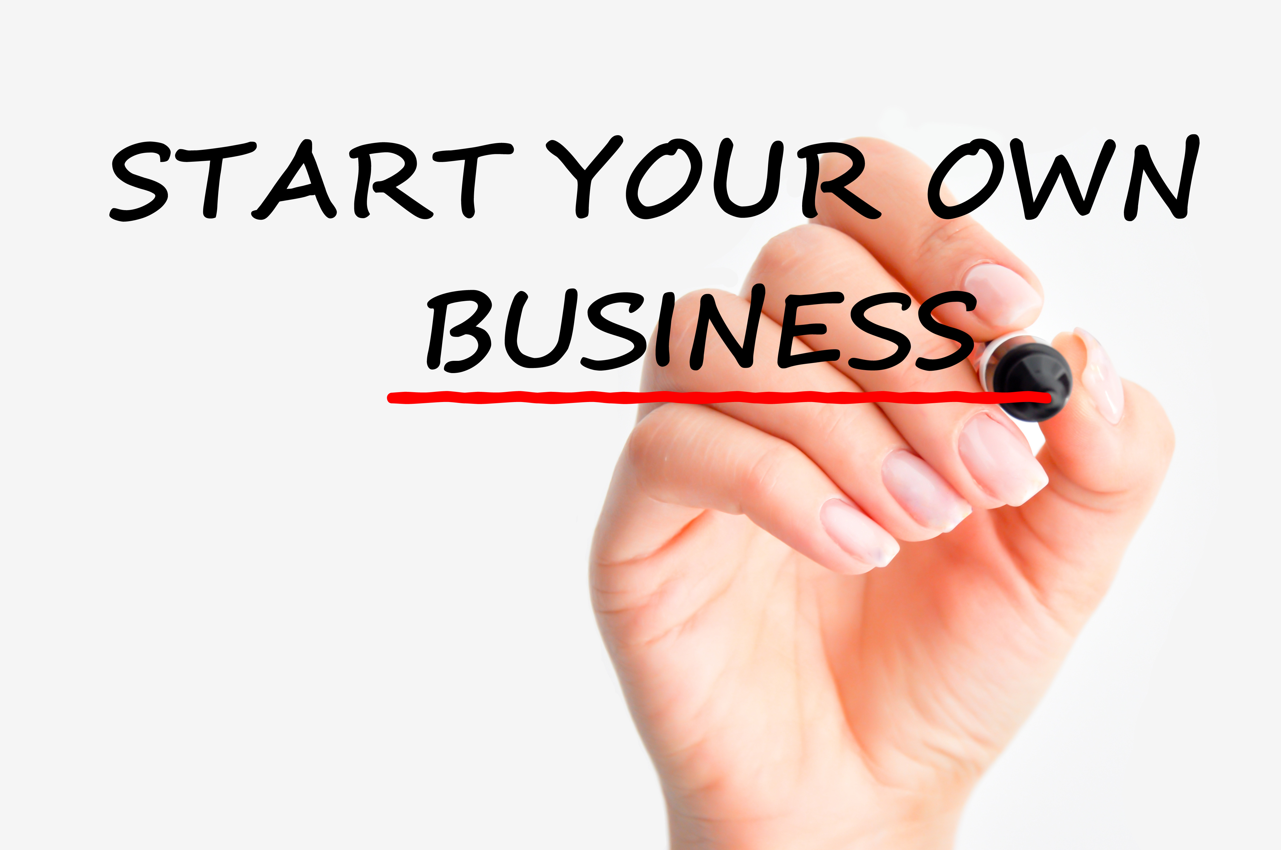 Start A Startup Company Starting Your Own Business