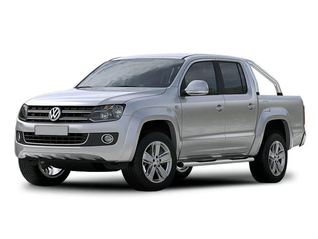 Pick Up Vw Amarok Highline Manual Double Cab Pick Up