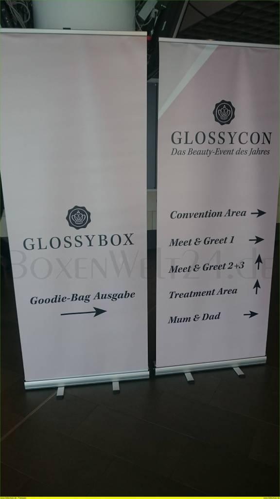 Glossycon Glossybox Berlin