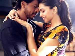 Happy New Year Shahrukh & Deepika